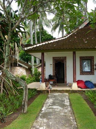 Kila Senggigi Beach Lombok: beach villa