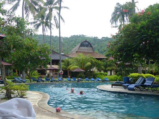 Kila Senggigi Beach Lombok: zwembad