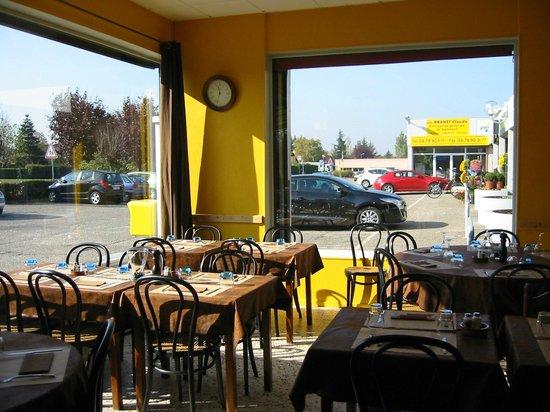 La Trattoria Del Gioco : Restaurant conviviale, où l'on cuisine, une petite 40 de places...