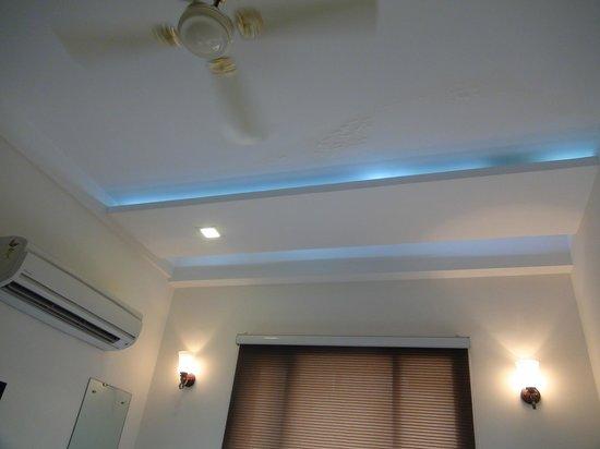 Hotel Mumtaz Mahal: Ambient lighting