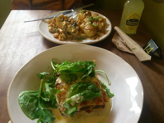 The Larder Bethnal Green: Delicious as always