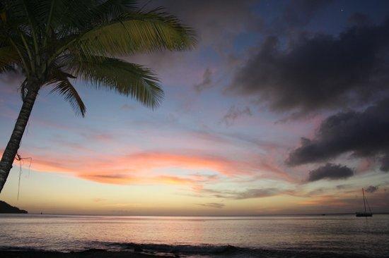Sisters Sea Lodge: Nochmal Sonnenuntergang