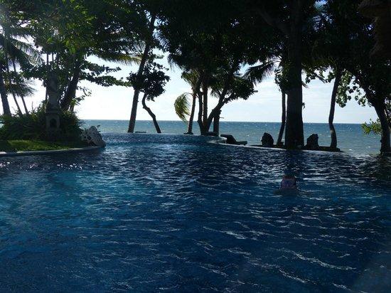 Puri Bagus Lovina: zwembad