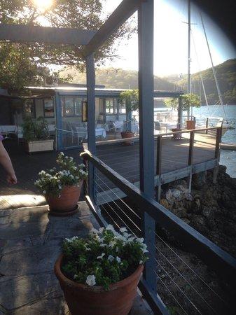 Cottage Point Inn : The venue