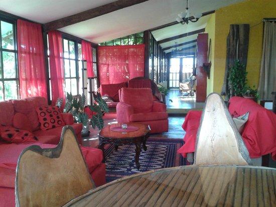 B&B Hotel La Casa Romantico: Wohnbereich - living room area