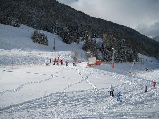 Hôtel Club mmv Val Cenis : ski janvier 2014