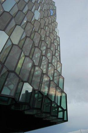 Harpa Reykjavik Concert Hall and Conference Centre: Harpa exterior
