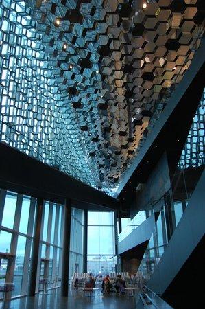 Harpa Reykjavik Concert Hall and Conference Centre: Harpa interior