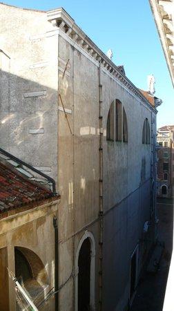 Hotel Firenze : Вид на Св. Моисея