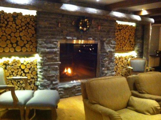 Lapland Hotel Olos : Réception