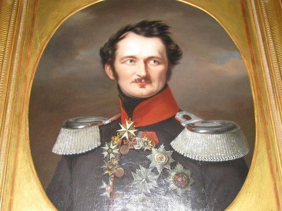 Puecklerpark Branitz: Fürst Pückler