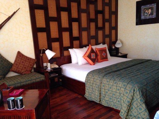 Victoria Sapa Resort and Spa: La nostra camera