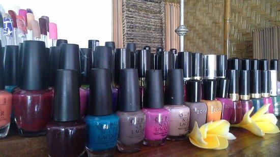 Bening Spa: Nail polish