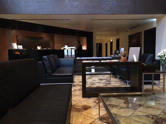 Daiwa Roynet Hotel Yokohama Koen : フロント