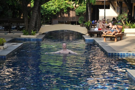 Phra Nang Inn : pool