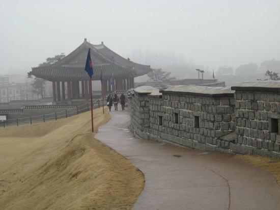 Hwaseong Fortress: 12