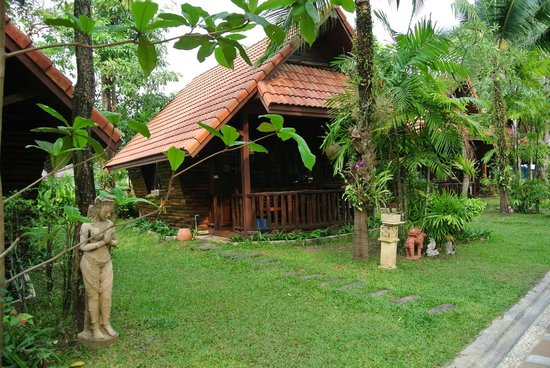 Koh Chang Grand Cabana: Бунгало