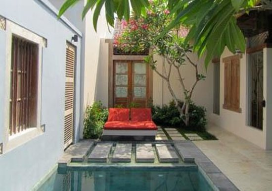 Bali Ginger Suites & Villa: Shikumen Villa