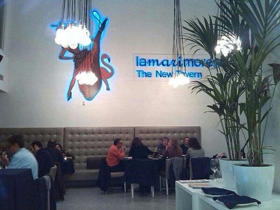 "La Marimorena: Una ""Taverna"" muy peculiar..."
