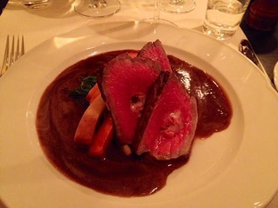 Restaurant Krebsegaarden: Saltimbocca