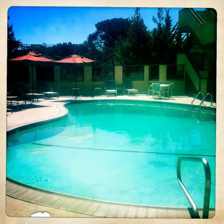Pool picture of hotel abrego monterey tripadvisor for Pool show monterey