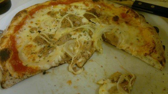 PerBacco!: Pizza atún y cebolla
