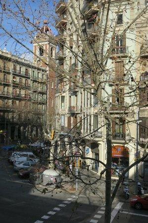 Bcn Urban Hotels Del Comte: OK view...