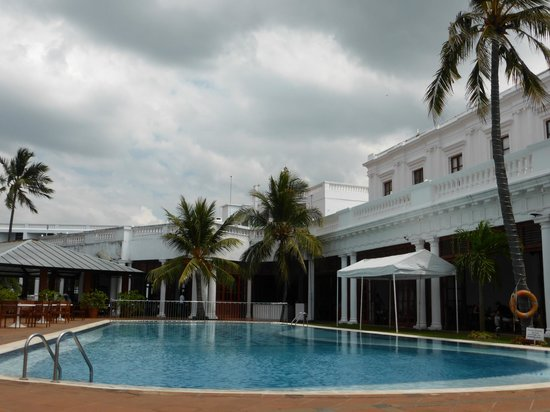 Mount Lavinia Hotel: Taras