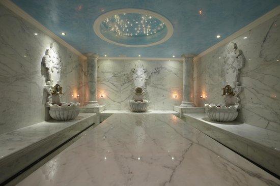 Crystal Palace Spa : HAMAM TURKISH BATH