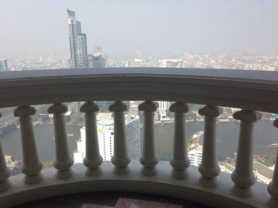 lebua at State Tower: 54 floor