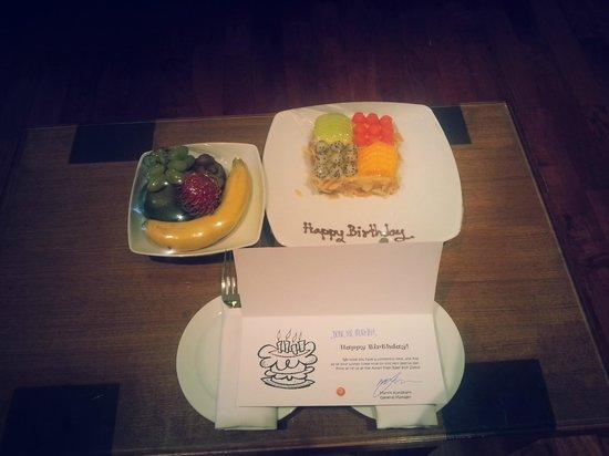 Amari Koh Samui: The Birthday Cake