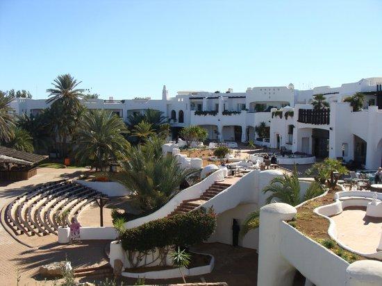Odyssee Resort & Thalasso: Vue de notre chambre