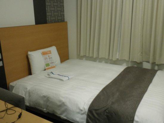 Comfort Hotel Narita: ベット
