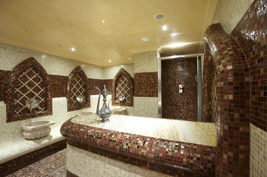 Hammam Style arabic style hammam - picture of crystal palace spa, london