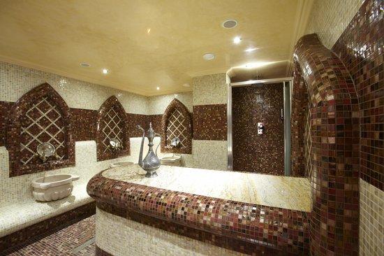 Crystal Palace Spa : ARABIC STYLE HAMMAM