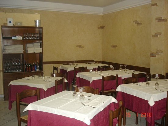 La Tavernetta : Prima saletta