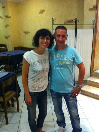 La Tavernetta : Insieme a Giorgia