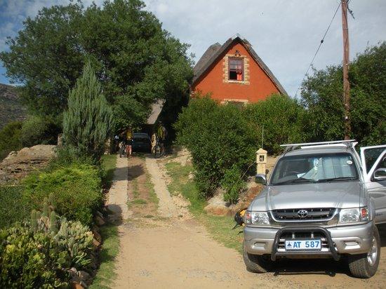 Morija Guest Houses : kleines Guest House