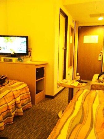 Kyoto Tower Hotel Annex: 客室