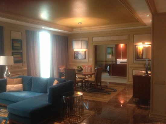 The Mirage Hotel & Casino: Penthouse Suite
