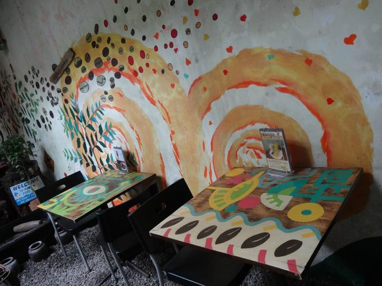 Calanthe Art Cafe: 店内1