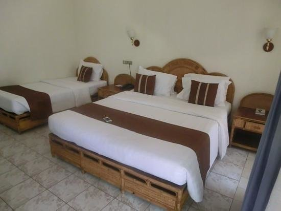 Blue Lagoon Hotel : Garden bungalow room