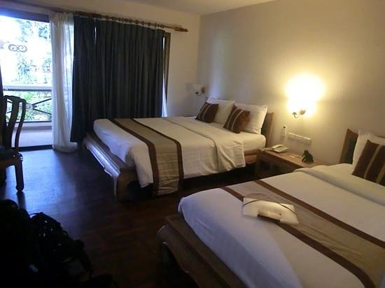 Blue Lagoon Hotel: superior room