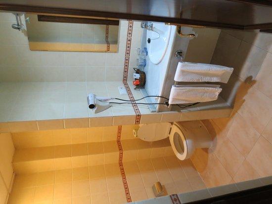 San Miguel : Nice bathroom