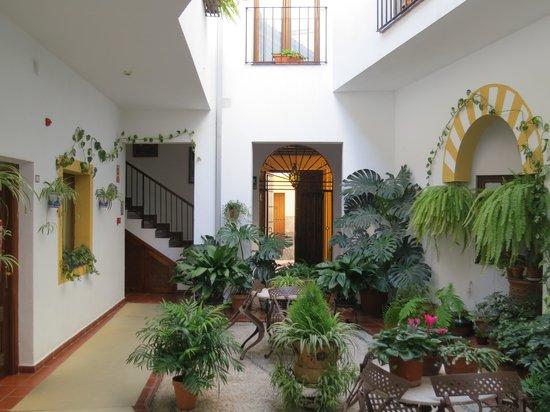 San Miguel : Beautiful courtyard