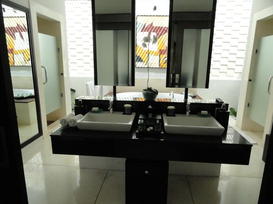 The Samaya Bali Ubud: Bathroom