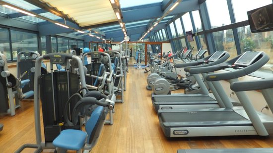 Gran Hotel Atlantis Bahia Real : Gym