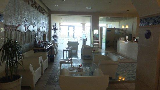 Gran Hotel Atlantis Bahia Real : Spa rest area