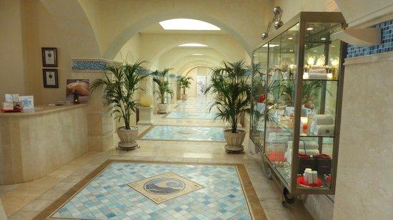 Gran Hotel Atlantis Bahia Real : Spa