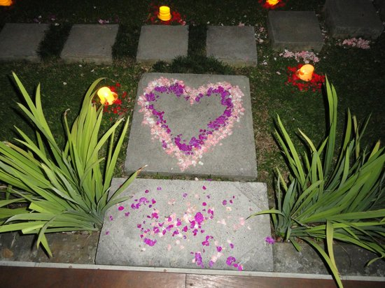 The Samaya Bali Ubud : Romantic Ambiance for the Romantic Dinner